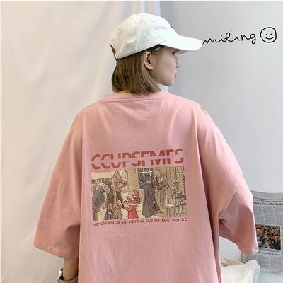 1区100%正宗韩国官网代购(韩国直发包国际运费)tomonari-T恤(2020-07-16上架)