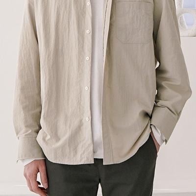 1区100%正宗韩国官网代购(韩国直发包国际运费)tomonari-衬衫(2021-03-05上架)