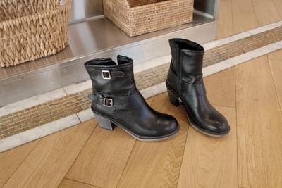 업타운홀릭-스포일러 shoes (*2color)