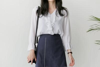 uptownholic-春季清新百搭衬衫