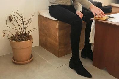 uptownholic-休闲魅力高档个性靴子