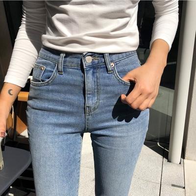 1区韩国本土服装代购(韩国圆通直发)uptownholic-牛仔裤(2018-09-24上架)