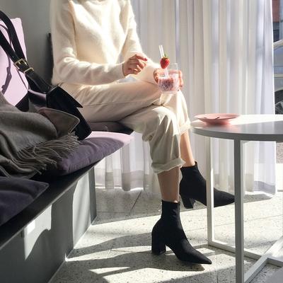 uptownholic-韩版魅力高档时尚靴子