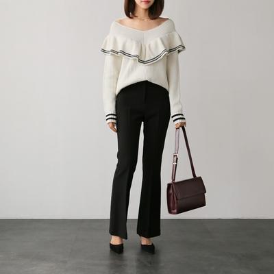 uptownholic-韩版魅力靓丽高档针织衫