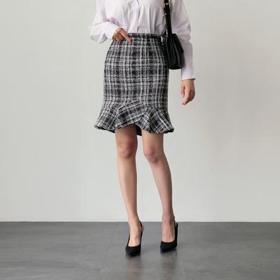 uptownholic-女士休闲舒适时尚短裙