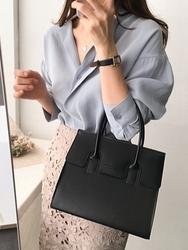 2018新款韩国服装uptownholic品牌女士魅力高档秀气百搭单肩包(2018.1月)