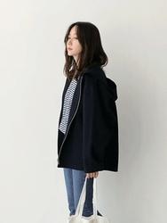 2018新款韩国服装uptownholic品牌女士靓丽纯色舒适夹克(2018.1月)