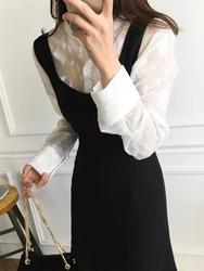 2018新款韩国服装uptownholic品牌女士时尚个性魅力衬衫(2018.1月)
