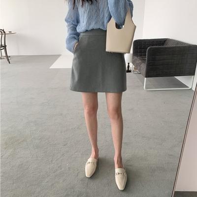 1区韩国本土服装代购(韩国圆通直发)uptownholic-平底鞋(2019-03-08上架)