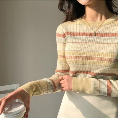 1区韩国本土服装代购(韩国圆通直发)uptownholic-针织衫(2019-03-08上架)