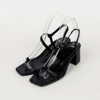 1区韩国本土服装代购(韩国圆通直发)uptownholic-凉鞋(2019-05-20上架)