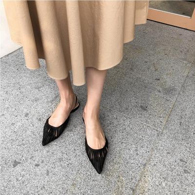 1区100%正宗韩国官网代购(韩国直发包国际运费)uptownholic-平底鞋(2019-08-21上架)