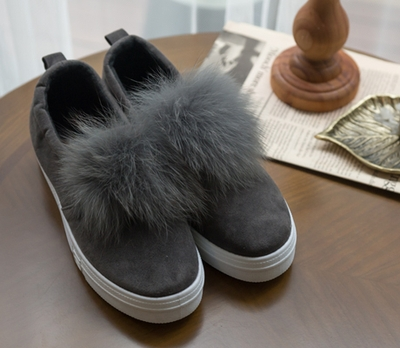 whitefox-魅力风格舒适平底鞋