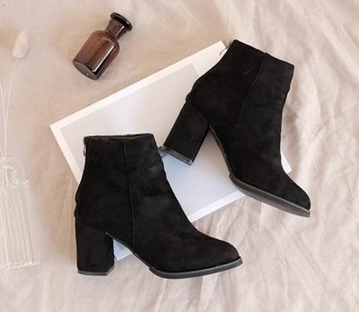 whitefox-时尚魅力舒适高跟鞋