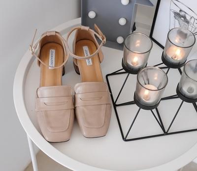 1区韩国本土服装代购(韩国圆通直发)whitefox-夏季时尚方形筒靴(2018-06-11上架)
