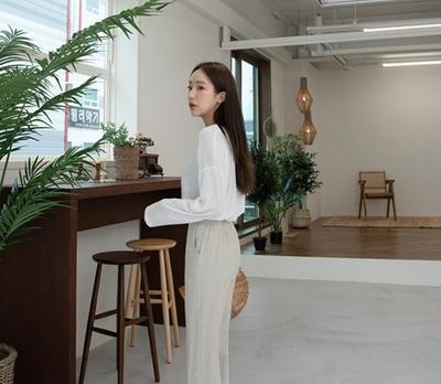 1区韩国本土服装代购(韩国圆通直发)whitefox-长裤(2018-07-14上架)