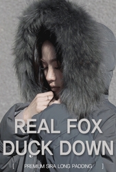 2018新款韩国服装whitefox品牌时尚流行宽松棉服(2018.1月)