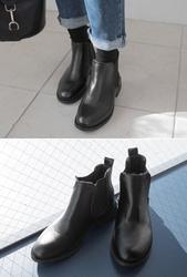 2018新款韩国服装whitefox品牌时尚流行魅力靴子(2018.1月)
