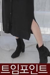 2018新款韩国服装whitefox品牌时尚流行针织连衣裙(2018.1月)