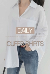 2018新款韩国服装whitefox品牌时尚流行宽松衬衫(2018.1月)