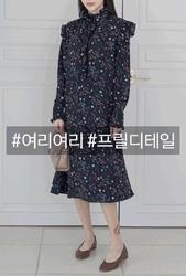 2018新款韩国服装whitefox品牌时尚休闲魅力连衣裙(2018.1月)