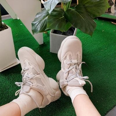 1区韩国本土服装代购(韩国圆通直发)Asomebeen-运动鞋(2018-12-03上架)