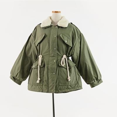 1区韩国本土服装代购(韩国圆通直发)Asomebeen-棉服(2018-11-13上架)